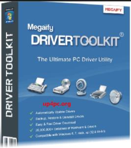Driver Toolkit 8.6 Crack & License Key Free Download2020